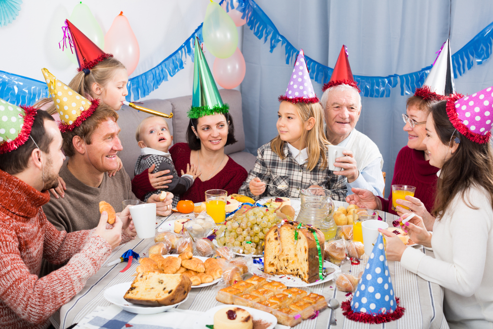 40th Birthday Party Ideas In Manchester Fizzbox