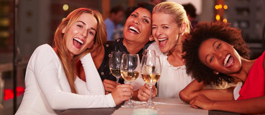 women-drinking