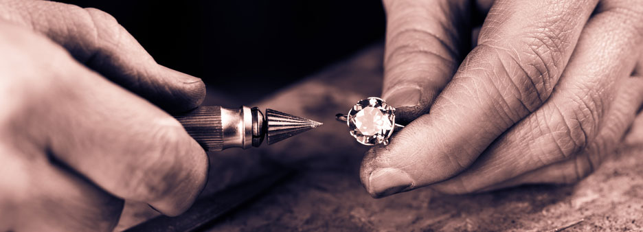making a ring