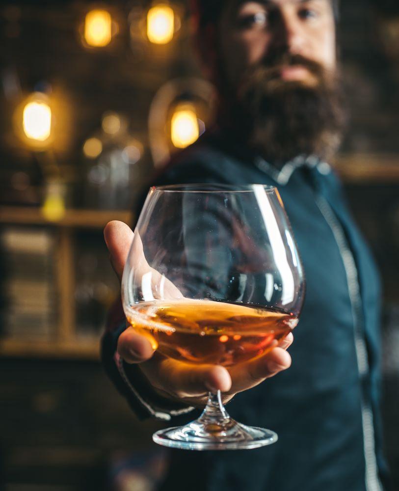 Whiskey tasting at home